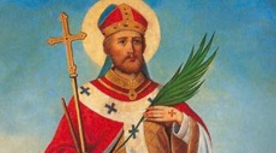 Święty Wojciech, biskup i męczennik główny patron Polski (23.04.2018)