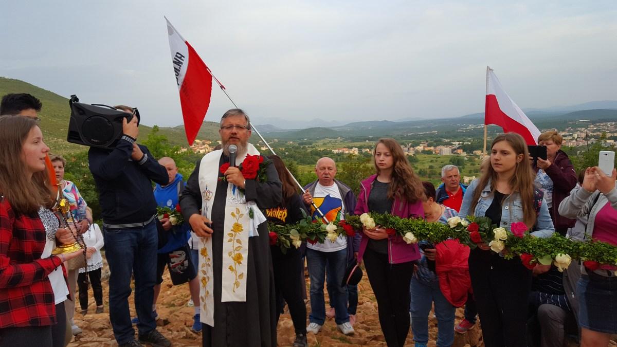 W hołdzie dla Matki Bożej-wspomnienie pielgrzymki do Medjugorie 25.05.2018