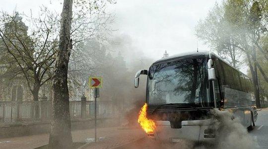 Pożar autokaru z polskimi pielgrzymami (Vatican Service News - 08.05.2018)