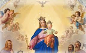Najświętsza Maryja Panna Wspomożycielka Wiernych (24.05.2018)