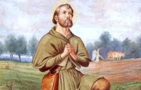Święty Izydor Oracz (15.05.2018)