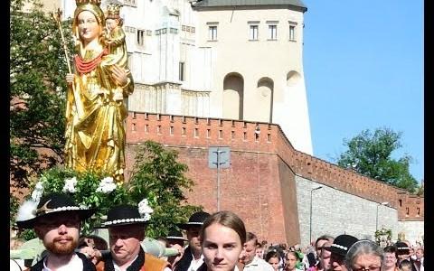 Kraków przeżywał uroczystość świętego Stanisława biskupa i męczennika (Vatican Service News - 14.05.2018)