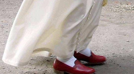Historia papieskich butów  (11.08.2018)