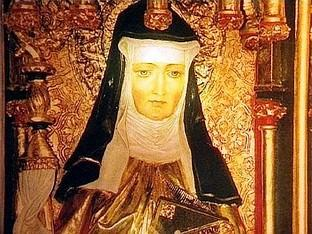 Święta Hildegarda z Bingen, dziewica i doktor Kościoła (17.09.2018)