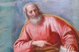 Święty Mateusz, Apostoł i Ewangelista (21.09.2018)