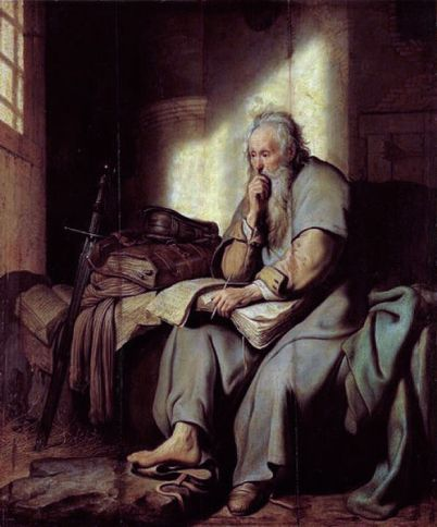 Paul, first millennial prayer experience of god commencement speeches