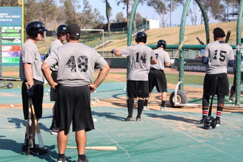 The Storm - Taking BP at Lake Elsinore