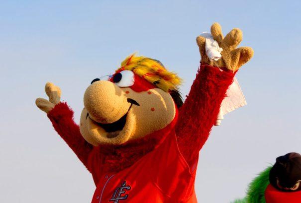 Cal League Mascots