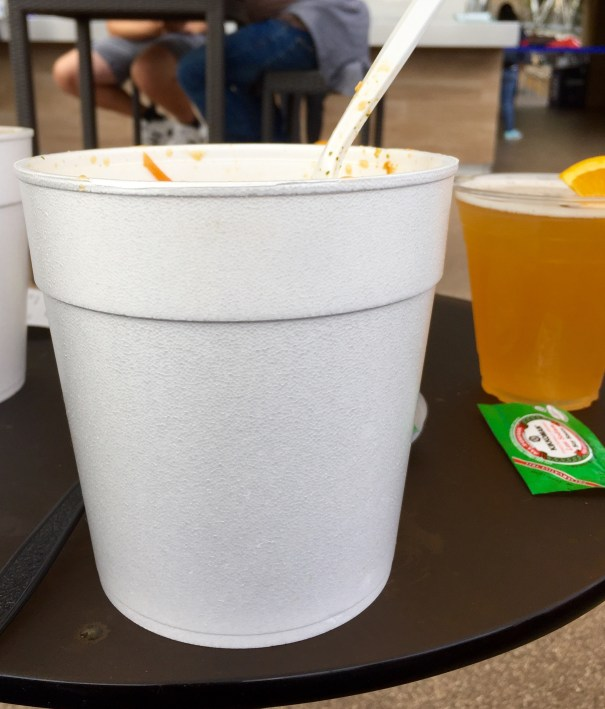 Rimels Noodle Soup at Petco Park