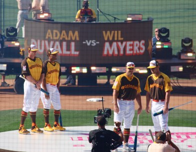Adam Duvall and Wil Myers