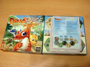 Unboxing de Dino Race