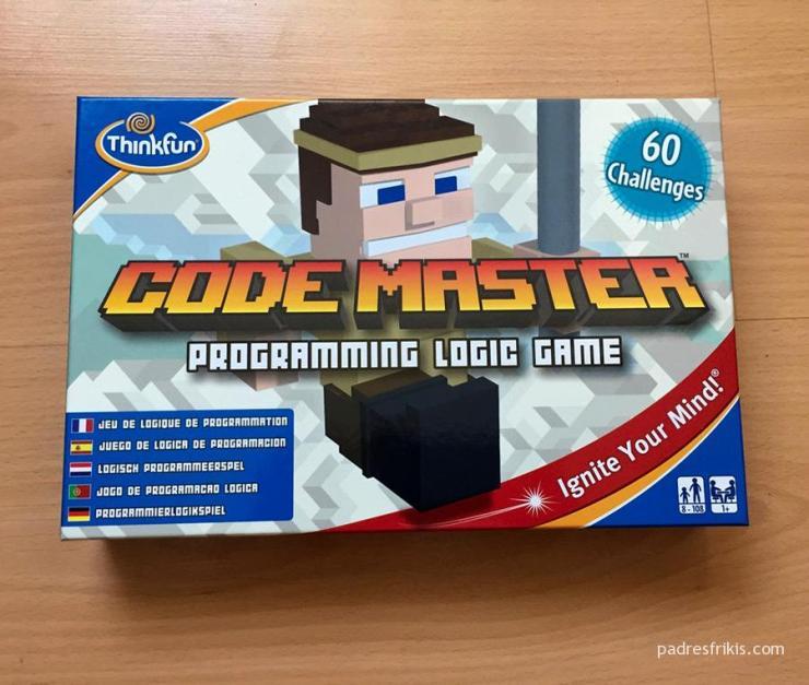 Code Master reseña