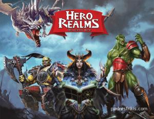 Hero Realms reseña