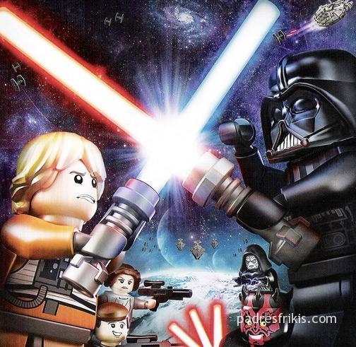 LEGO Star Wars películas