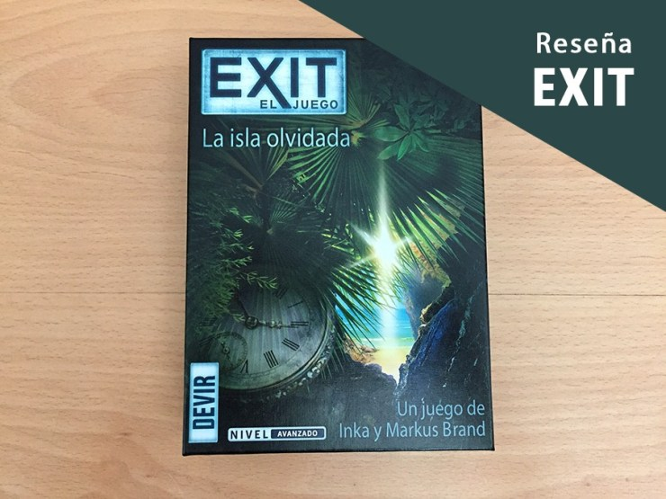 EXIT Escape Room de Devir