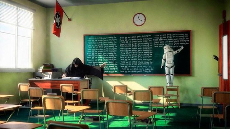 Vuelta al Cole Star Wars