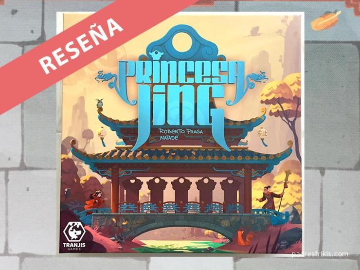 Princesa Jing - Juego de mesa - Reseña