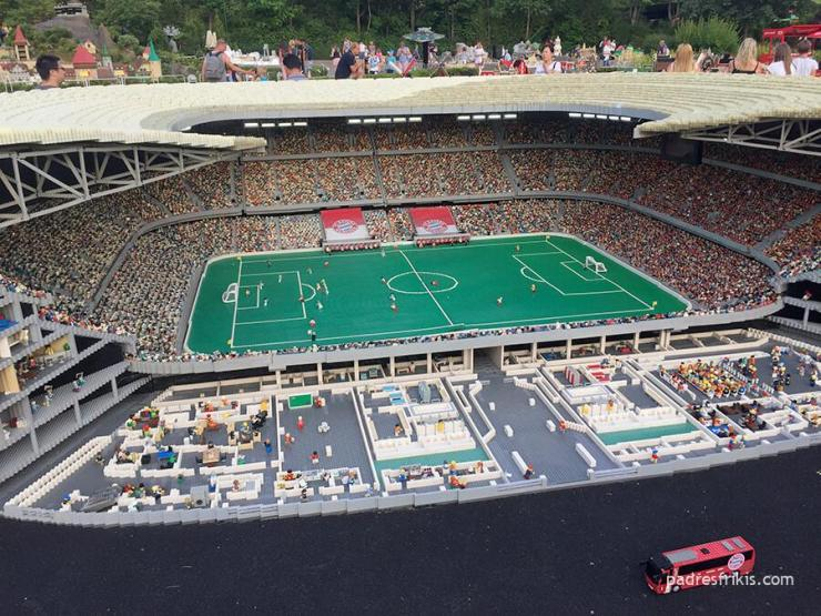 Allianz Arena en Miniland