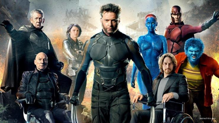 Orden películas X-Men