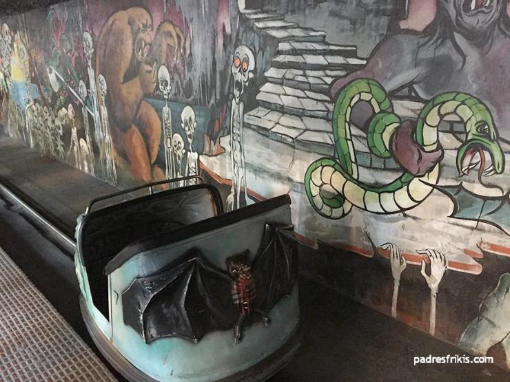 Cueva del Horror Parque Atracciones Zaragoza