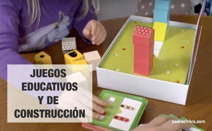 Juegos educativos y de construcción