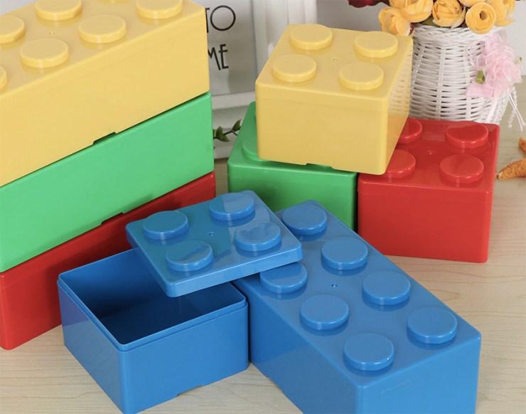 Cajas almacenaje LEGO