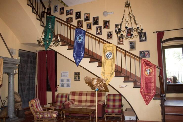 Campamento Magico El Campamento Para Ninos De Harry Potter