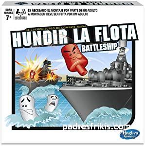 juegos de mesa clásicos hundir la flota