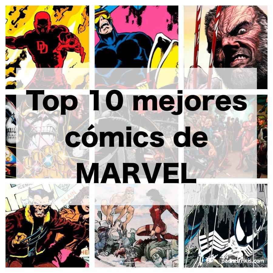 Top 10 mejores cómics de Marvel