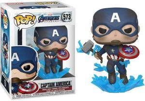 FunkoPop Capitan America