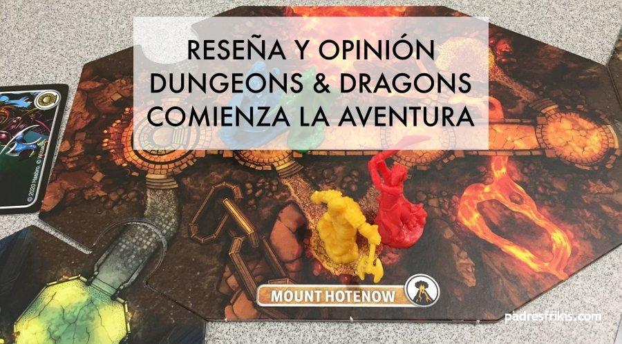 Dungeons & Dragons Comienza la aventura Reseña