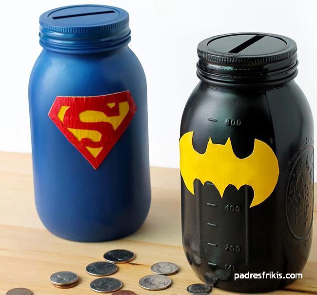 huchas batman y superman