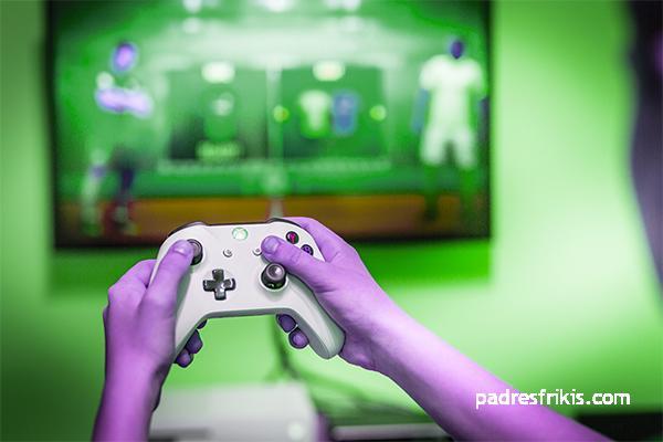 beneficios de los videojuegos en los niños