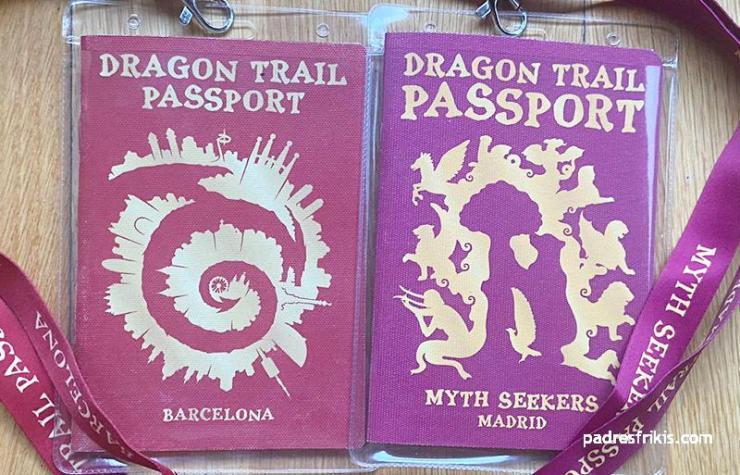 Reseña pasaporte ruta de los dragones