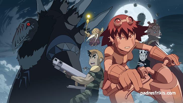 oban star racers anime