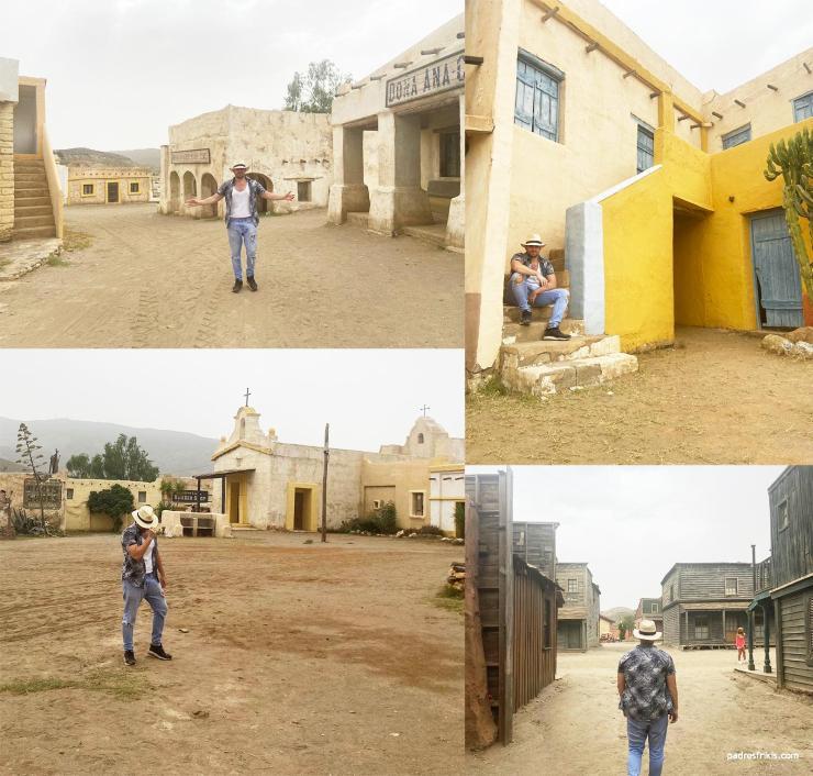 Visita Fort Bravo Almería