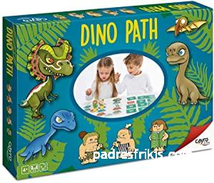 Dino Path juego de mesa