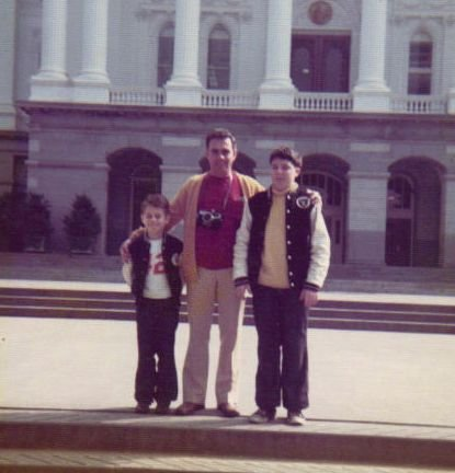 jeff dad and me at ca capitol