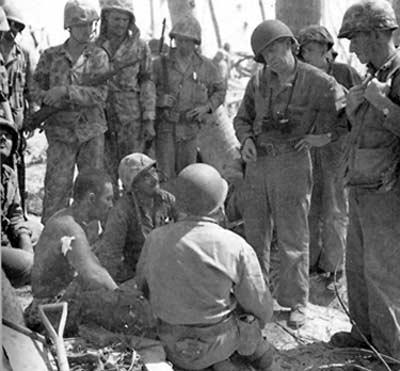 Tarawa prisoner