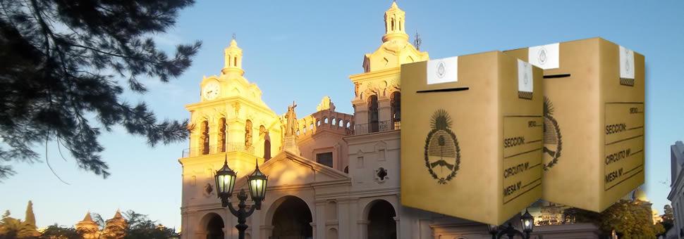 Padrón electoral Córdoba