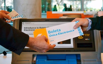 Voto electrónico en las elecciones provinciales de Chaco