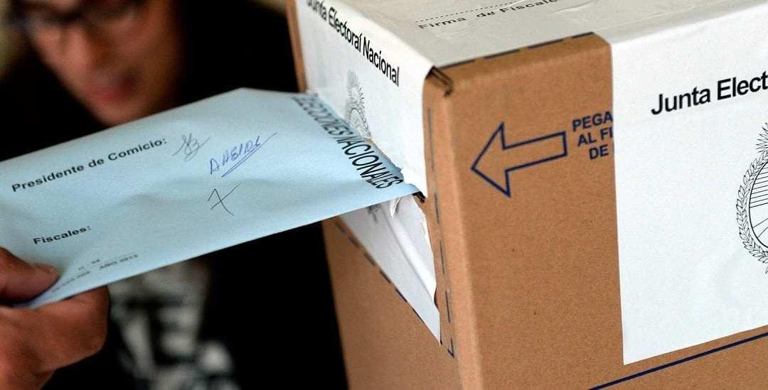 Voto Seguro 2021 : con lapicera propia y no pasar la lengua al sobre