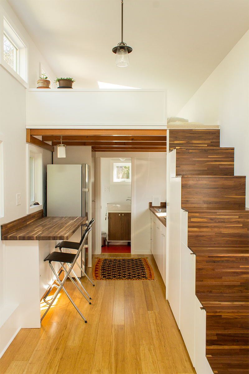 Hikari Box Tiny House Plans - PADtinyhouses.com
