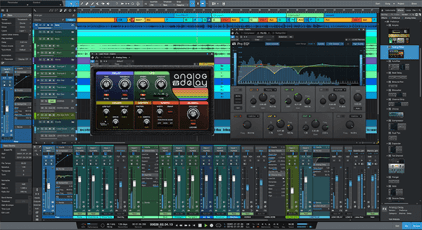 Native Effects plug-ins have undergone a major revision, including new features and a new modern interface with separate dark and light themes. Click for larger image.