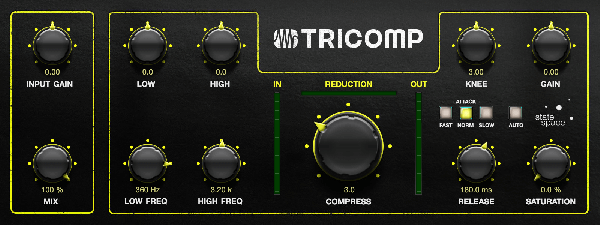 PreSonus Tricomp. Click for larger image.