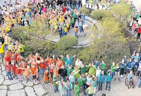 Schüler MOnte Dachau