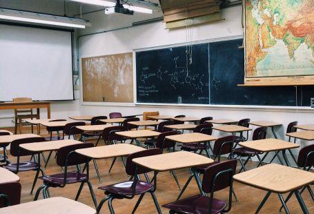 leerer Klassenraum