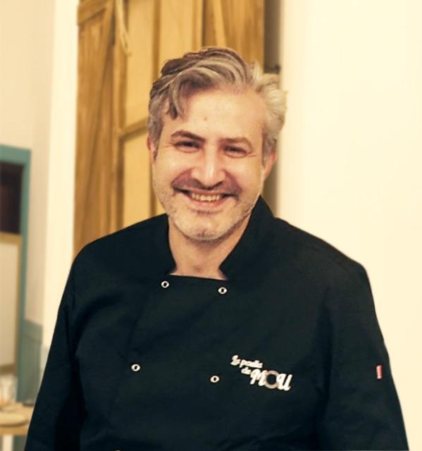 Fran Ramirez La Paella de Mou