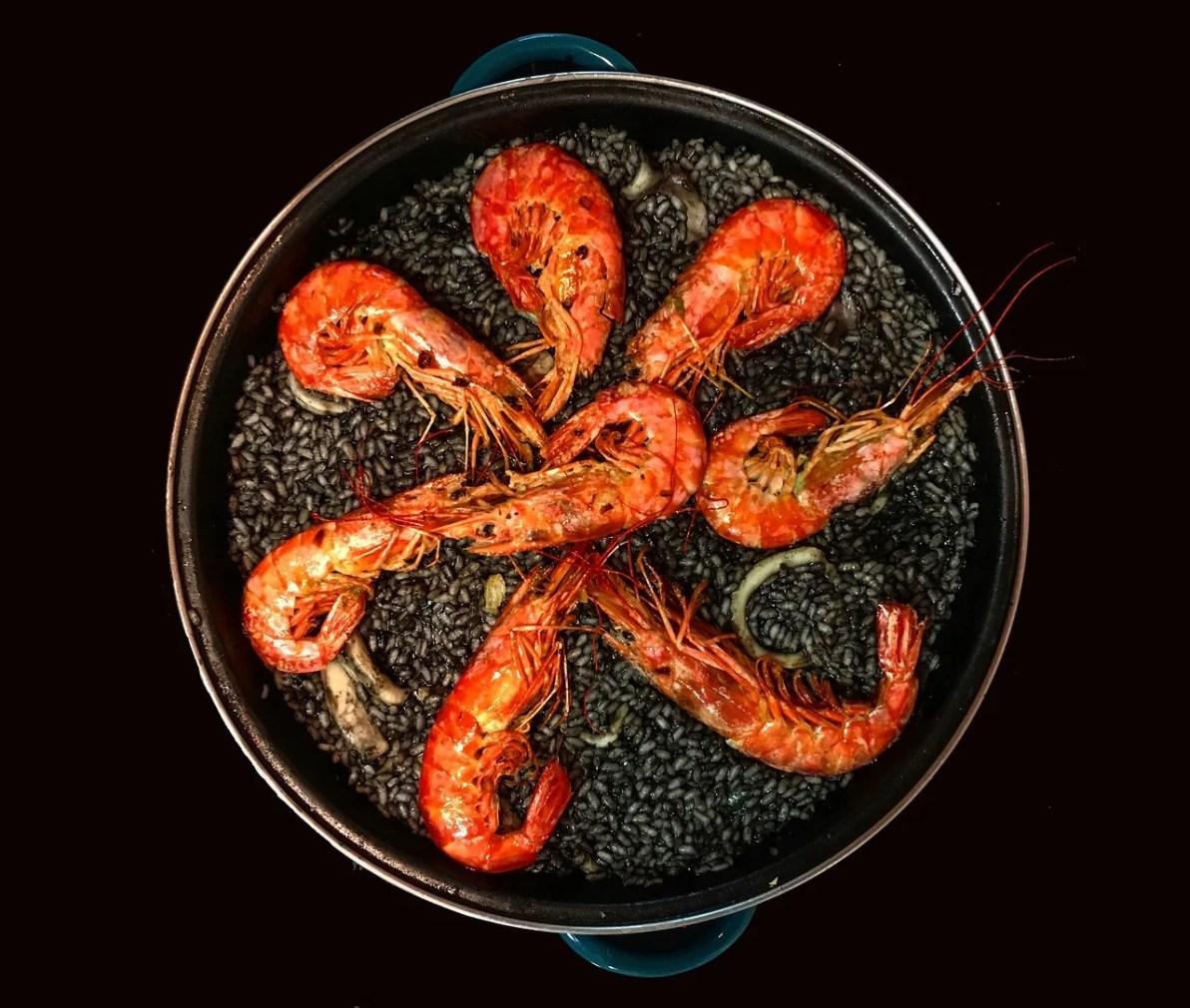 Recepten Archieven Paella Fusion