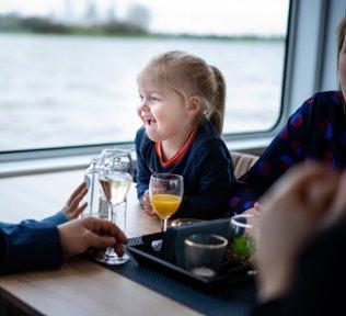 Voor elke leeftijd genieten op het water